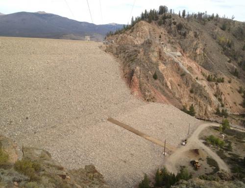 Granby Dam